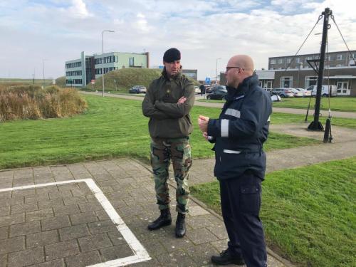 10 nov 2020 SMVBO in Den Helder