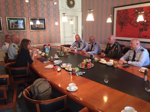 17 juni 2019 DAO met staatssecretaris
