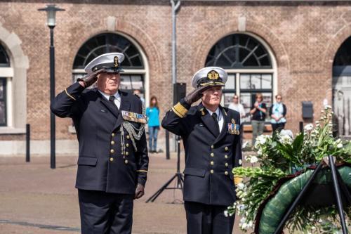 23 mei 2019 herdenking den Helder