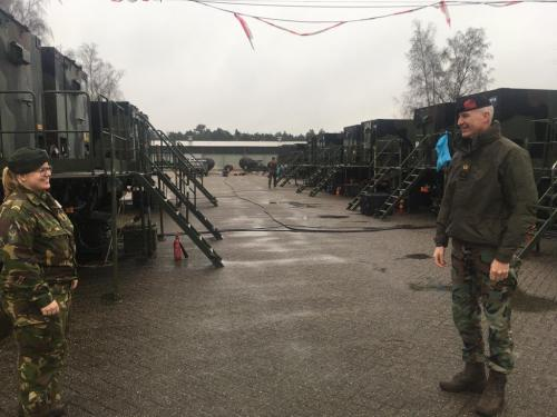 28 januari 2021 Command & Control Ondersteuningscommando (C2OstCo)