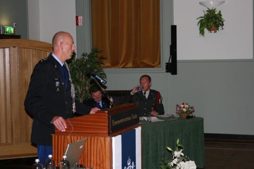 5e nationale Stafadjudanten dag te Soesterberg 2011