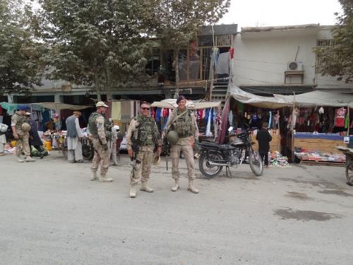 Afghanistan en werkbezoek Antillen