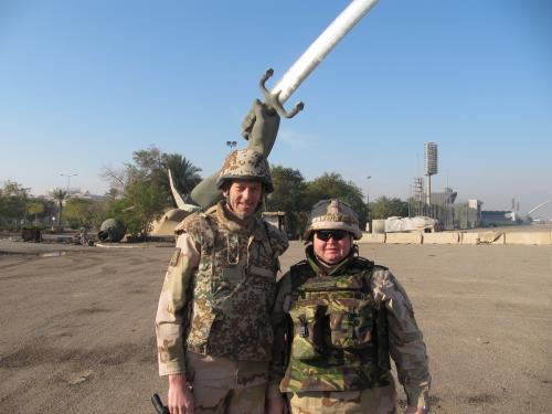 NTM-I Bagdad 16 tm 19 jan 2011