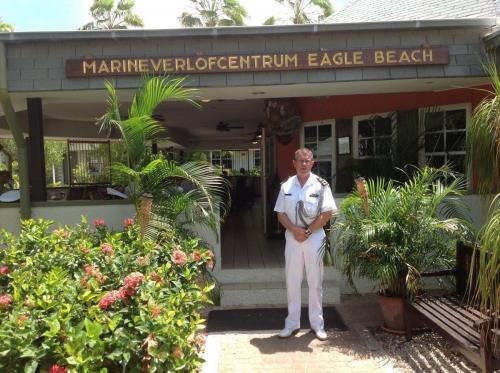 Werkbezoek Aruba